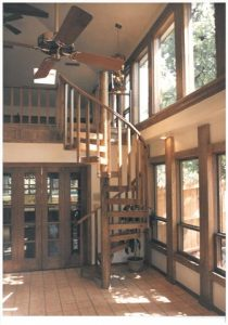 401 Wood Stairs Wooden Square Balusters