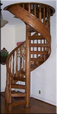 411 Wood Stairs Stringers