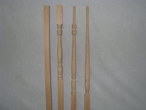 503 Wood Baluster