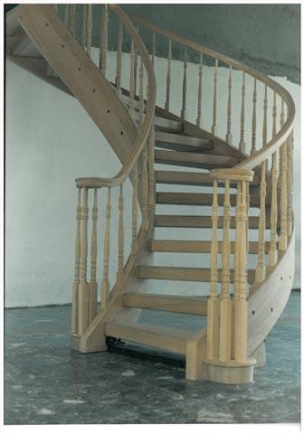 601 Circular Staircase