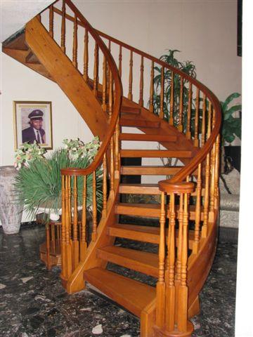 602 Circular Staircase