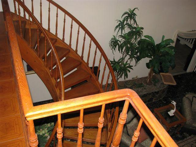 604 Birds Eye View Circular Staircase