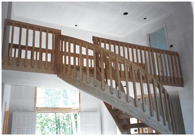 607 Circular Staircase