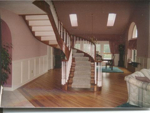 613 Uturn Staircase